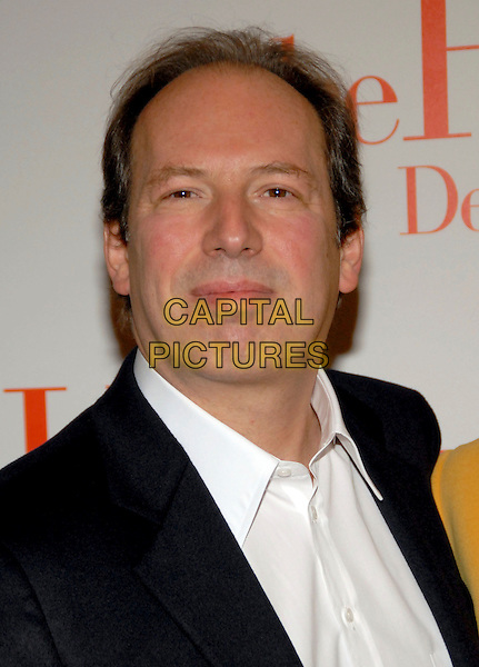 "HANS ZIMMER.""The Holiday"" world premiere at the Ziegfeld Theater, New York, NY, USA..November 29th, 2006.headshot portrait .CAP/ADM/PH.©Paul Hawthorne/AdMedia/Capital Pictures *** Local Caption ***"