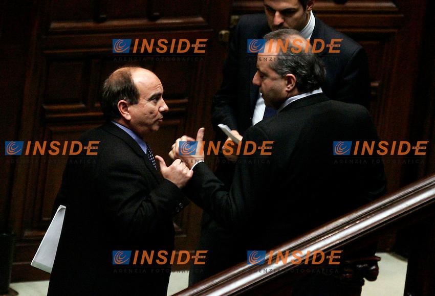 SCILIPOTI CESAREO.Roma 4/12/2010 Camera- Mozione di sfiducia al premier e al governo..Photo Zucchi Insidefoto