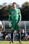 18 September 2015: Notre Dame's Chris Hubbard. The University of North Carolina Tar Heels hosted the University of Notre Dame Fighting Irish at Fetzer Field in Chapel Hill, NC in a 2015 NCAA Division I Men's Soccer match. North Carolina won the game 4-2