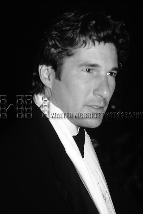 Richard Gere attending the premiere of THE COTTON CLUB,<br /> New York City.<br /> December 1984
