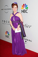 US actress Kat Kramer arrives at the NBC/Universal Pictures/Focus Features Golden Globes after party at the Beverly Hilton Hotel, Beverly Hills, California, USA, on January 11, 2009.  The Golden Globes honour excellence in film and television.