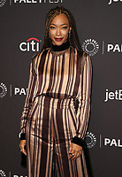 "24 March 2019 - Hollywood, California - Sonequa Martin-Green. 2019 PaleyFest LA - ""Star Trek: Discovery"" held at Dolby Theater. <br /> CAP/ADM/FS<br /> ©FS/ADM/Capital Pictures"