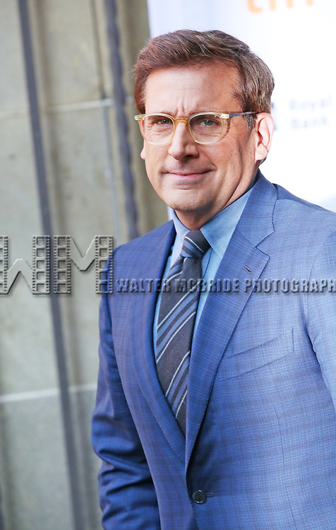 Steve Carell attends the 'Battle of the Sexesl' premiere during the 2017 Toronto International Film Festival at Ryerson Theatre on September 10, 2017 in Toronto, Canada.