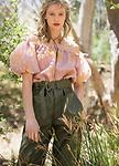 Sunday Mail , Fashion with Mirella . Australiana,  at Morialta Falls ,  Photo: Nick Clayton