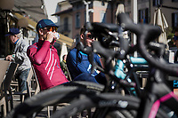 coffee break / cycling in Lombardia (Italy) <br /> <br /> autumn 2017