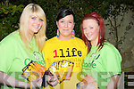 ..LIFE: Orla McSweeney, Yvonne Savage and Andrea Moriarty who getting ready for a Halloween fund raising night for awareness to Suicide on Sunday at Kileen Mews,....LIFE: Orla McSweeney, Yvonne Savage and Andrea Moriarty who getting ready for a Halloween fund raising night for awareness to Suicide on Sunday at Kileen Mews,..