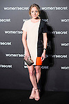 Angela Cremonte attends to the presentation of the first videoclip of Women'Secret in Madrid, Novermber 11, 2015.<br /> (ALTERPHOTOS/BorjaB.Hojas)