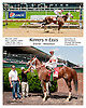 Kippers n' Eggs winning at Delaware Park on 6/20/13