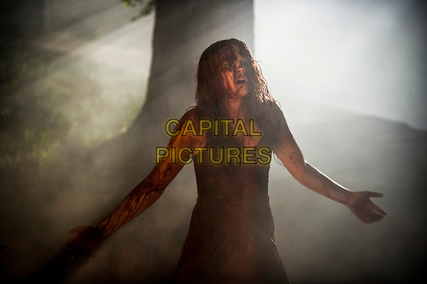 Chloe Grace Moretz <br /> in Carrie (2013) <br /> *Filmstill - Editorial Use Only*<br /> CAP/NFS<br /> Image supplied by Capital Pictures