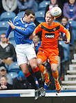 Lee Wallace and Gary Mackay-Steven