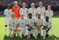 2012 London Olympics Womens Football