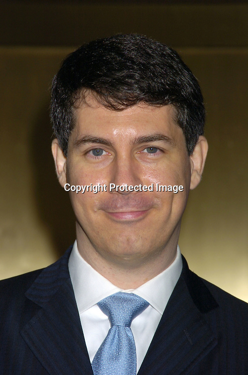 Chris Parnell of Thick and Thin ..at The NBC Universal Upfront announcement of their new ..Schedule on May 16, 2005 at Radio City Music Hall. ..Photo by Robin Platzer, Twin Images