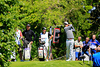 Jaco Van Zyl (RSA) during the first round of the Lyoness Open powered by Organic+ played at Diamond Country Club, Atzenbrugg, Austria. 8-11 June 2017.<br /> 08/06/2017.<br /> Picture: Golffile | Phil Inglis<br /> <br /> <br /> All photo usage must carry mandatory copyright credit (&copy; Golffile | Phil Inglis)
