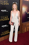 HOLLYWOOD, CA - JULY 27:  Actress Diana Hopper arrives at the Premiere Of Amazon Studios' 'The Last Tycoon' at the Harmony Gold Preview House and Theater on July 27, 2017 in Hollywood, California.
