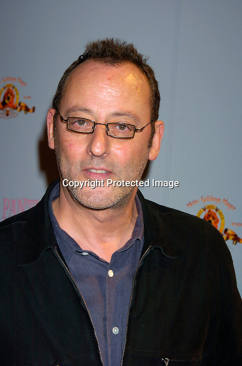 Jean Reno ..at the Pink Panther start of Production Press Conference on May 7, 2004 at the Waldorf Astoria Hotel.                    Photo by Robin Platzer, Twin Images