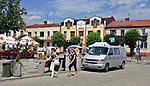 Centrum Augustowa, Polska<br /> Centre of August&oacute;w, Poland