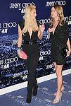 Paris Hilton & Nicky Hilton at The Jimmy Choo for H&M Launch Party in support of The Motion Picture & Television Fund held at  a private residence in West Hollywood, California on November 02,2009                                                                   Copyright 2009 DVS / RockinExposures