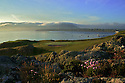 Nefyn & District Golf Club, Nefyn, Gwynedd, Wales. Designed by James Braid. Picture Credit / Phil Inglis.  <br /> <br /> A unique 26 hole championship golf course with a view of the sea from every tee. Eight holes are played on the now world-famous 'Point', a narrow peninsula with tees, fairways and greens bounded by coves and inlets on one side and sandy beaches and a friendly pub on the edge of the 16th green on the other!
