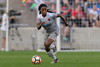 Bridgeview, IL - Sunday September 03, 2017: Taylor Smith during a regular season National Women's Soccer League (NWSL) match between the Chicago Red Stars and the North Carolina Courage at Toyota Park. The Red Stars won 2-1.