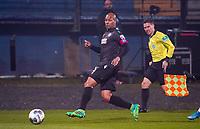 David Pisot (Karlsruher SC) - 29.10.2019: SV Darmstadt 98 vs. Karlsruher SC, Stadion am Boellenfalltor, 2. Runde DFB-Pokal<br /> DISCLAIMER: <br /> DFL regulations prohibit any use of photographs as image sequences and/or quasi-video.