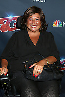 """LOS ANGELES - SEP 3:  Abby Lee Miller at the """"America's Got Talent"""" Season 14 Live Show Red Carpet at the Dolby Theater on September 3, 2019 in Los Angeles, CA"""
