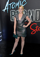 Kelsey Darragh at the premiere for &quot;Atomic Blonde&quot; at The Theatre at Ace Hotel, Los Angeles, USA 24 July  2017<br /> Picture: Paul Smith/Featureflash/SilverHub 0208 004 5359 sales@silverhubmedia.com