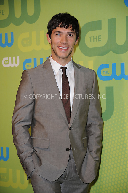 WWW.ACEPIXS.COM . . . . . ....May 21 2009, New York City....Actor Michael Rady arriving at the 2009 The CW Network UpFront at Madison Square Garden on May 21, 2009 in New York City.....Please byline: KRISTIN CALLAHAN - ACEPIXS.COM.. . . . . . ..Ace Pictures, Inc:  ..tel: (212) 243 8787 or (646) 769 0430..e-mail: info@acepixs.com..web: http://www.acepixs.com