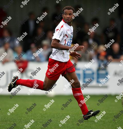 2007-08-10 / Voetbal / Royal Antwerp FC / Ray Fränkel