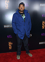 09 March 2019 - Los Angeles, California - Omar Benson Miller. Grand Opening of Shaquille's at L.A. Live held at Shaquille's at L.A. Live. <br /> CAP/ADM/BT<br /> &copy;BT/ADM/Capital Pictures