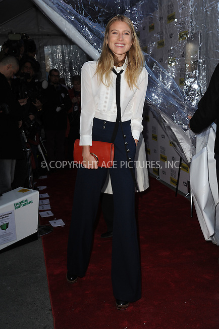 WWW.ACEPIXS.COM<br /> March 23, 2015 New York City<br /> <br /> Dree Hemingway arrives at 'While We're Young' New York Premiere at Paris Theater on March 23, 2015 in New York City. <br /> <br /> Please byline: Kristin Callahan/AcePictures<br /> <br /> ACEPIXS.COM<br /> <br /> Tel: (646) 769 0430<br /> e-mail: info@acepixs.com<br /> web: http://www.acepixs.com