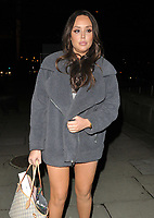 Charlotte Crosby at the Mark Hill haircare brand launch party, MV Hispaniola, Victoria Embankment, London, England, UK, on Wednesday 07 March 2018.<br /> CAP/CAN<br /> &copy;CAN/Capital Pictures