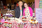 Noreen Power and Deirdre Power pictured at the Arty bits Craft Fair at the Carlton Hotel Tralee on Sunday.