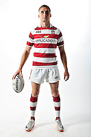 PICTURE BY VAUGHN RIDLEY/SWPIX.COM - Rugby League - ISC 2012 Super League Team Kit Shoot - 18/08/11- Wigan Warriors Sam Tomkins.