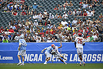 30 MAY 2016: Division 1 Men's Lacrosse Championship between the University of Maryland and the University of North Carolina at Lincoln Financial Field in Philadelphia, PA. Larry French/NCAA Photos