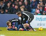 Michael Gardyne injured