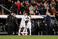 23rd November 2019; Estadio Santiago Bernabeu, Madrid, Spain; La Liga Football, Real Madrid versus Real Sociedad; Gareth Bale (Real Madrid)  comes on as a substitute