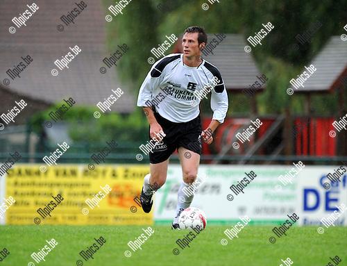 2011-07-17 / Voetbal / seizoen 2011-2012 / KFC Oosterzonen / Steven Van Tilburg..Foto: mpics