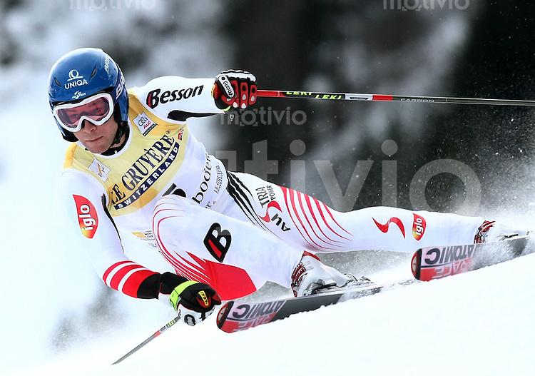 Ski Alpin;  Saison 2006/2007   05.01.2007 42. Weltcup Riesenslalom  Herren Benjamin Raich (AUT)