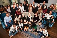 Mobaligh Family 2018