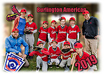 2019 Burlington American Cardinals