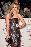 Zoe Hardman<br /> arriving for the National TV Awards 2019 at the O2 Arena, London<br /> <br /> ©Ash Knotek  D3473  22/01/2019