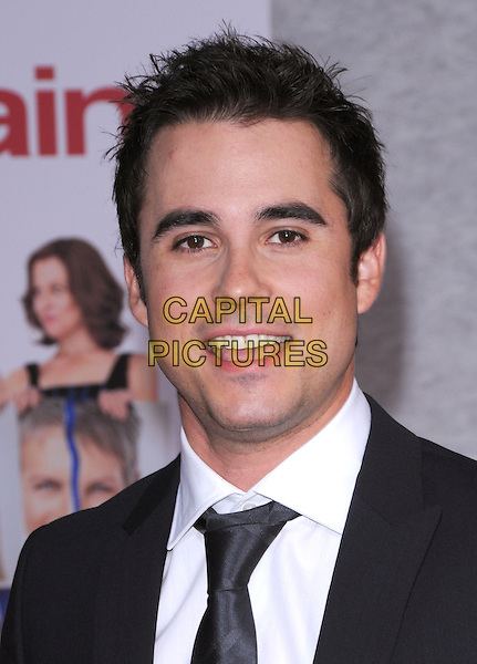 "SEAN WING .at The Touchstone Pictures' World Premiere of ""You Again"" held at The El Capitan Theatre in Hollywood, California , USA, September 22nd 2010 .portrait headshot black tie white shirt .CAP/RKE/DVS.©DVS/RockinExposures/Capital Pictures."