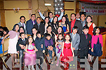 CHRISTMAS CELEBRATION: Tralee Filipino community gathered in the Meadowlands hotel, Tralee on Saturday night to celebrate their annual Christmas party.