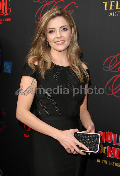 26 April 2017 - Los Angeles, California - Jen Lilley. Daytime Emmy Awards Nominee Reception held at The Hollywood Museum in the world famous Max Factor Building. Photo Credit: AdMedia