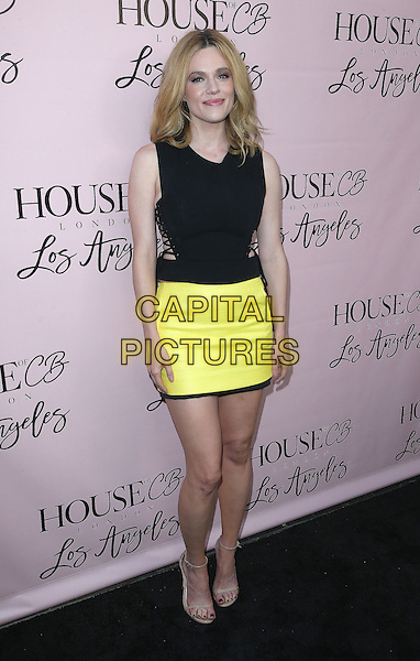 14 June 2016 - West Hollywood, California - Blair Bomar. House of CB Flagship Store Launch held at The House of CB Store. <br /> CAP/ADM/SAM<br /> &copy;SAM/ADM/Capital Pictures