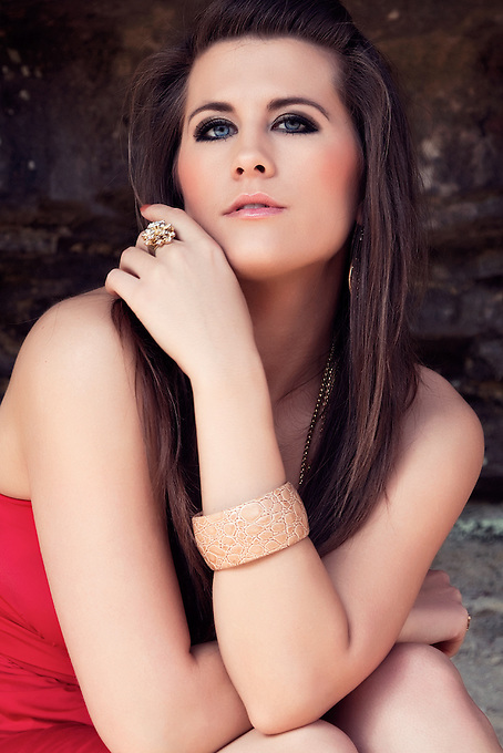 model: Melodie Rooker