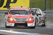 15th September 2017, Sandown Raceway, Melbourne, Australia; Wilson Security Sandown 500 Motor Racing; Simona de Silvestro (78) drives the Team Harvey Norman Nissan Altima during Supercars practice