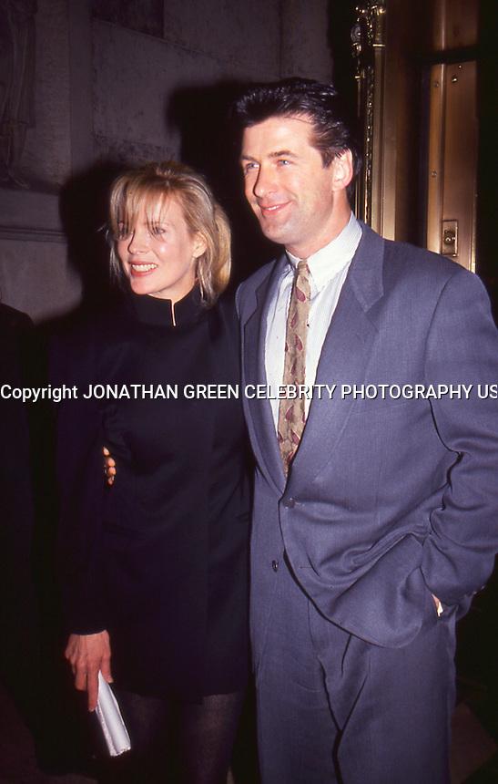 Alec Baldwin & Kim Basinger 1993 by Jonathan <br /> Green