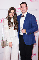 Brooke Vincent &amp; Matej Silecky at the &quot;I, Tonya&quot; premiere at the Curzon Mayfair, London, UK. <br /> 15 February  2018<br /> Picture: Steve Vas/Featureflash/SilverHub 0208 004 5359 sales@silverhubmedia.com