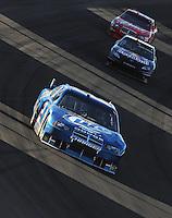 Mar 2, 2008; Las Vegas, NV, USA; NASCAR Sprint Cup Series driver Kurt Busch (2) during the UAW Dodge 400 at Las Vegas Motor Speedway. Mandatory Credit: Mark J. Rebilas-US PRESSWIRE